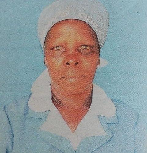 Mary Muthoni1