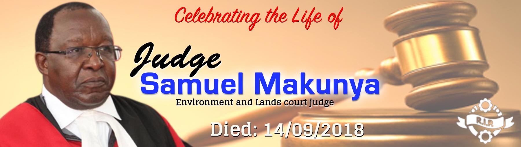 Judge samuel